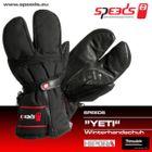 Speeds Yeti Winterhandschuhe schwarz