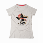 Original Vespa Damen T-Shirt Star taube Kollektion 2013