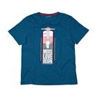 Original Vespa Herren T-Shirt Motiv Mods blau Kollektion 2013