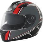 ROADSTAR Integral-Helm  Phantom , Dekor Racer rot Größe S