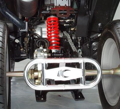 Kymco KXR 250 Sports Rammschutzbügel hinten