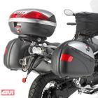 Givi Topcaseträgerplatte Monokey für Moto Guzzi Stelvio 1200