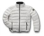 Original Vespa Jacke gesteppt Größe S weiß
