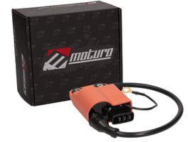 Moturo CDI Zündbox mit Spule für Gilera und Piaggio ohne Kat - Zündungs CDI-Einheit