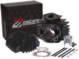 Moturo Zylinder Kit für Yamaha 50cc PW 50 86-06 QT-50 79-87 - Zylinderkits (standard)