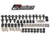 Moturo Verkleidungsschrauben Set für Suzuki GSX-R 1000 05-06 - Verkleidungsteile