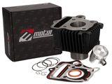Moturo Zylinderkit 50ccm Zylinder für Honda CF CRF-50 4T - 50 ccm