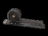 Moturo Hitzeschutzband 5m Ceramic inkl. 5 Metall-Kabelbinder schwarz