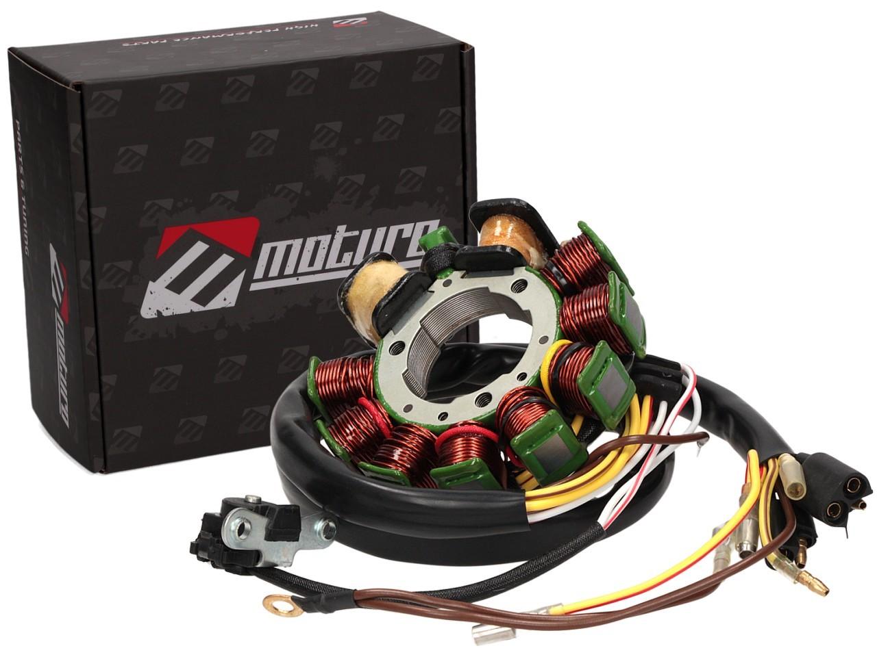 Moturo Lichtmaschine Zündanlage für Yamaha YFM 660 Grizzly