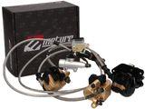 Moturo Bremsanlage komplett für Shineray 150 ATV Quad - Bremsteile