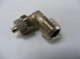 Winkelverbinder 1/4  AG - 6mm (Schraubfitting)
