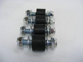 Gummipuffer (Füsse für Kompressor) mit M8 Gewinde
