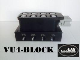 G.A.S. Magnetventilblock VU4
