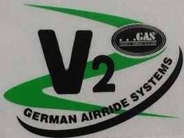G.A.S. Airride: Stoßdämpferkit V2 für Audi A5 B8 (8F/8T)