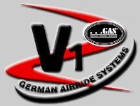 G.A.S. Airride: Stoßdämpferkit V1 für Dodge Charger inkl. Kombi (LX) Frontantrieb