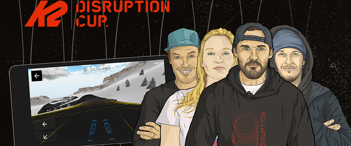 Download the DISRUPTION CUP GAME