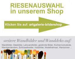agika7: Farbenfrohe Natur - Wandgarderobe, Paneele 140 x 45 cm – Bild 6