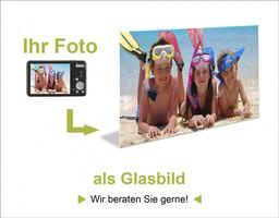 agika7: Farbenfrohe Natur - Glasbild – Bild 6