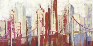 Marie Lou: Abstrakte Skyline – Bild 1
