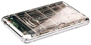10 Stück Platinum 2,5 Zoll Gehäuse für externe Festplatte USB 2.0 SATA – Bild 10