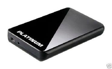 "FESTPLATTENGEHÄUSE PLATINUM CP 2,5"" USB 2.0 EXTERN SATA HDD"