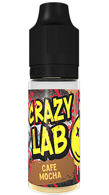 Aroma Crazy Lab Cafe Mocha 10ml