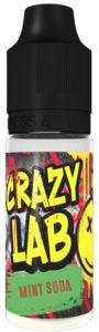 Aroma Crazy Lab Mint Soda 10ml