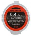Coil Master Pre-Built Clapton Coils - 5 Stück 001