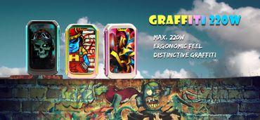 VZone Graffiti 220W Akkuträger – Bild 1