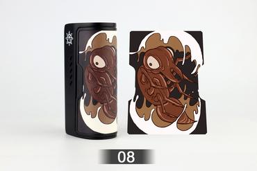 DOVPO Rogue Wechselcover, Akkudeckel Design 08