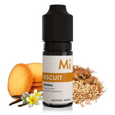 MiNiMAL Nikotinsalz E-Liquid 10ml/20mg – Bild 6