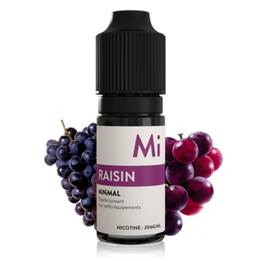MiNiMAL Nikotinsalz E-Liquid 10ml/20mg – Bild 9