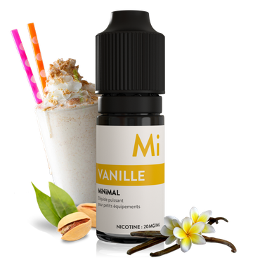 MiNiMAL Nikotinsalz E-Liquid 10ml/20mg – Bild 1