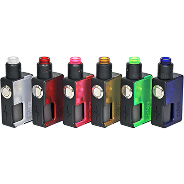 VandyVape Pulse BF 8ml Kit mit Pulse 24 2ml Special Frosted Edition