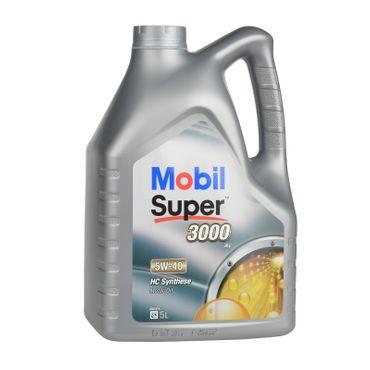 Mobil Super 3000 X1 5W-40 - 5 Liter