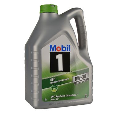 Mobil 1 ESP 0W-30 - 5 Liter – Bild 1