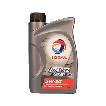 Total Quartz Ineo ECS 5W-30 - 1 Liter – Bild 1