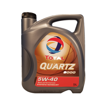 Total Quartz 9000 Energy 5W-40 - 5 Liter