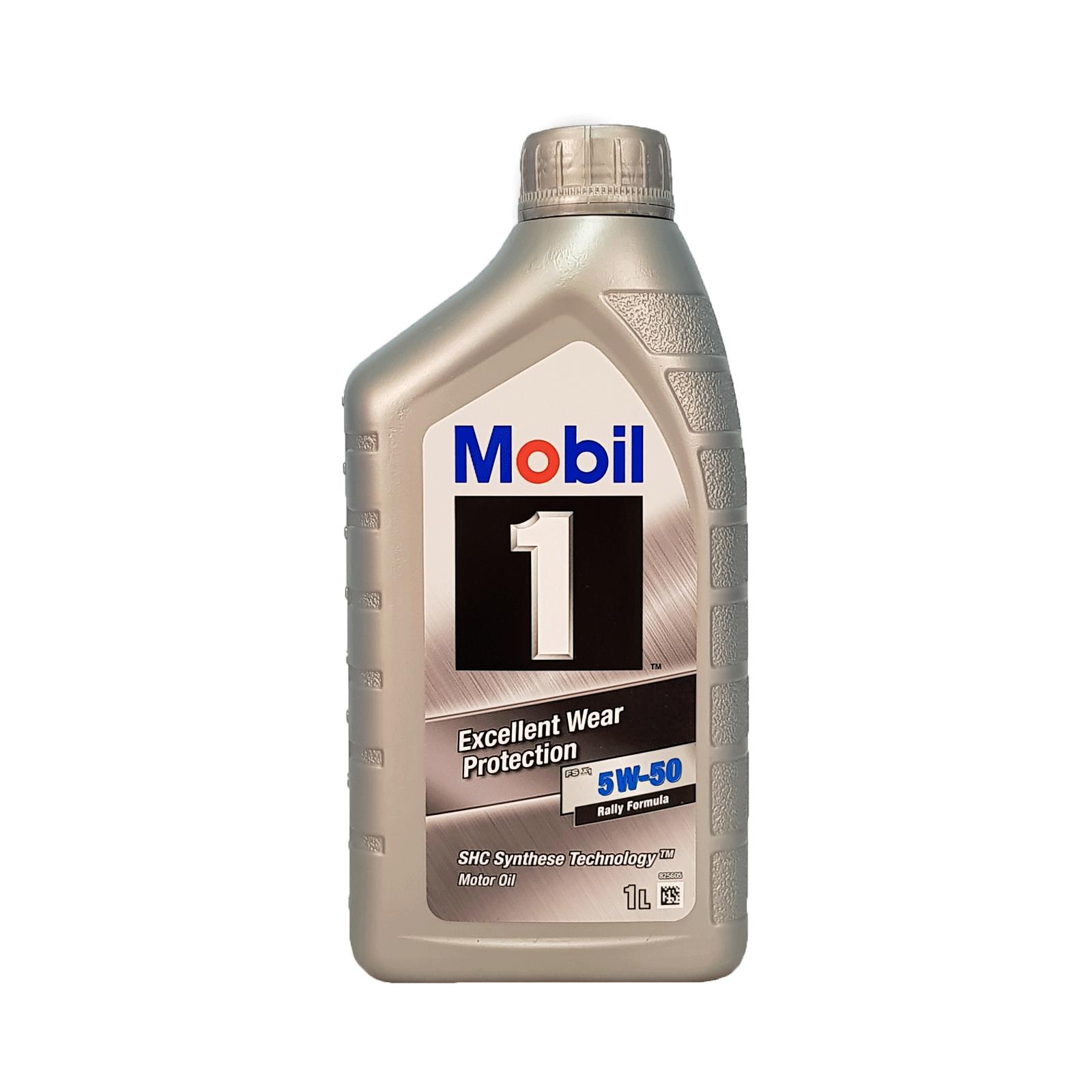 Mobil 1 FS X1 5W-50 - 1 Liter – Bild 1