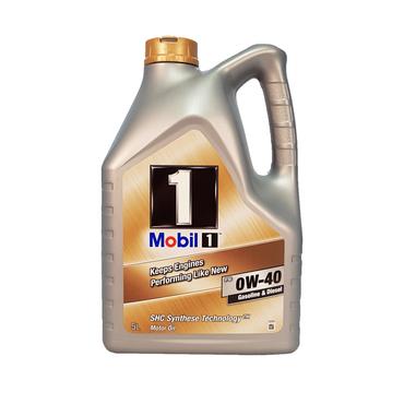 Mobil 1 FS 0W-40 - 5 Liter