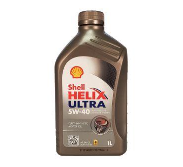 Shell Helix Ultra 5W-40 1 Liter – Bild 1