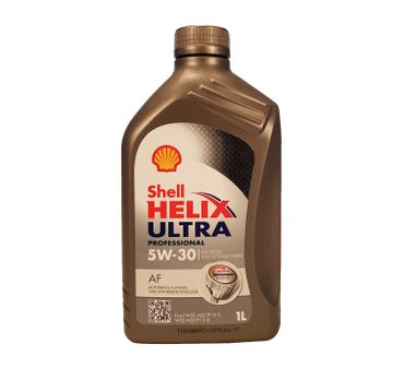 Shell Helix Ultra Professional AF 5W-30 - 1 Liter