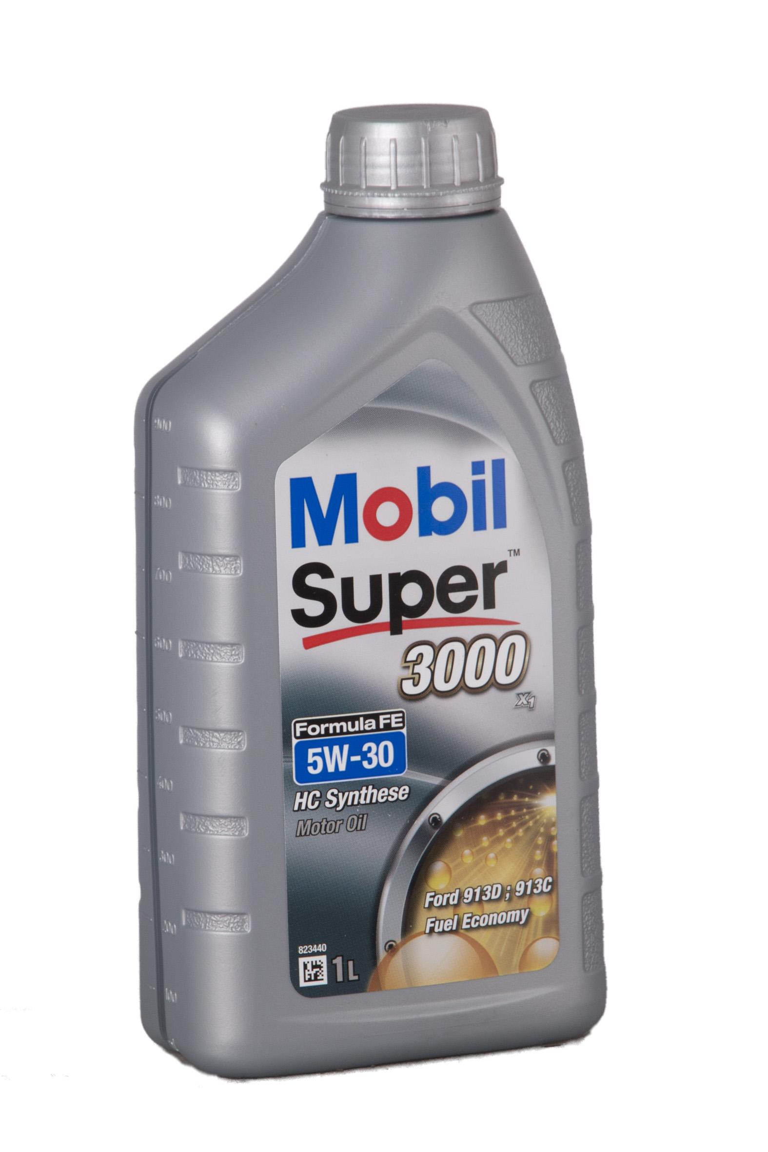 Mobil Super 3000 X1 Formula FE 5W-30 - 1 Liter – Bild 1