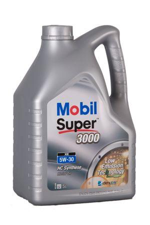Mobil Super 3000 XE 5W-30 - 5 Liter