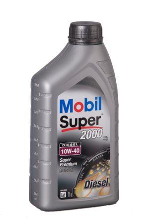 Mobil Super 2000 X1 Diesel 10W-40 - 1 Liter