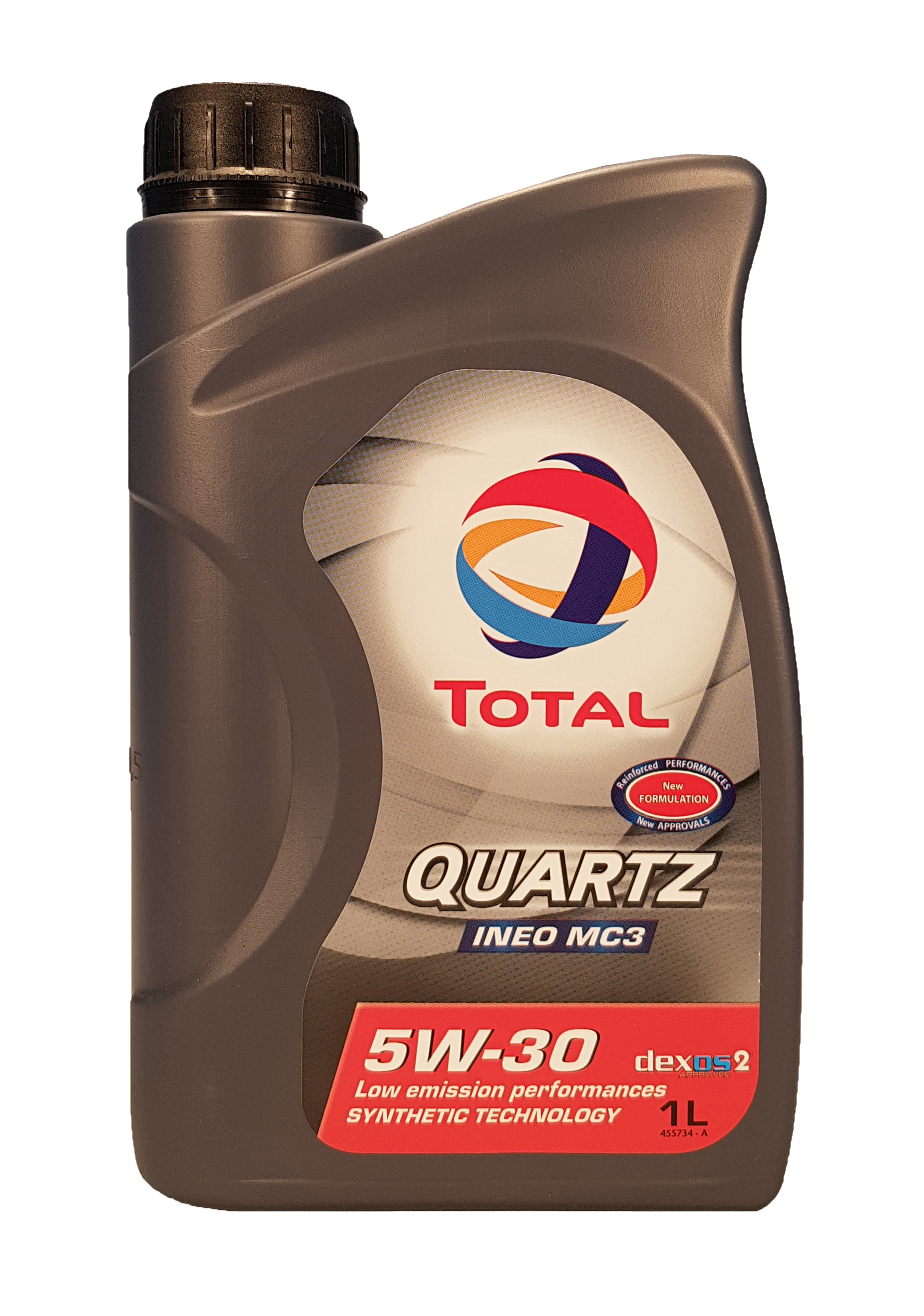 Total Quartz Ineo MC3 5W-30 1 Liter – Bild 1