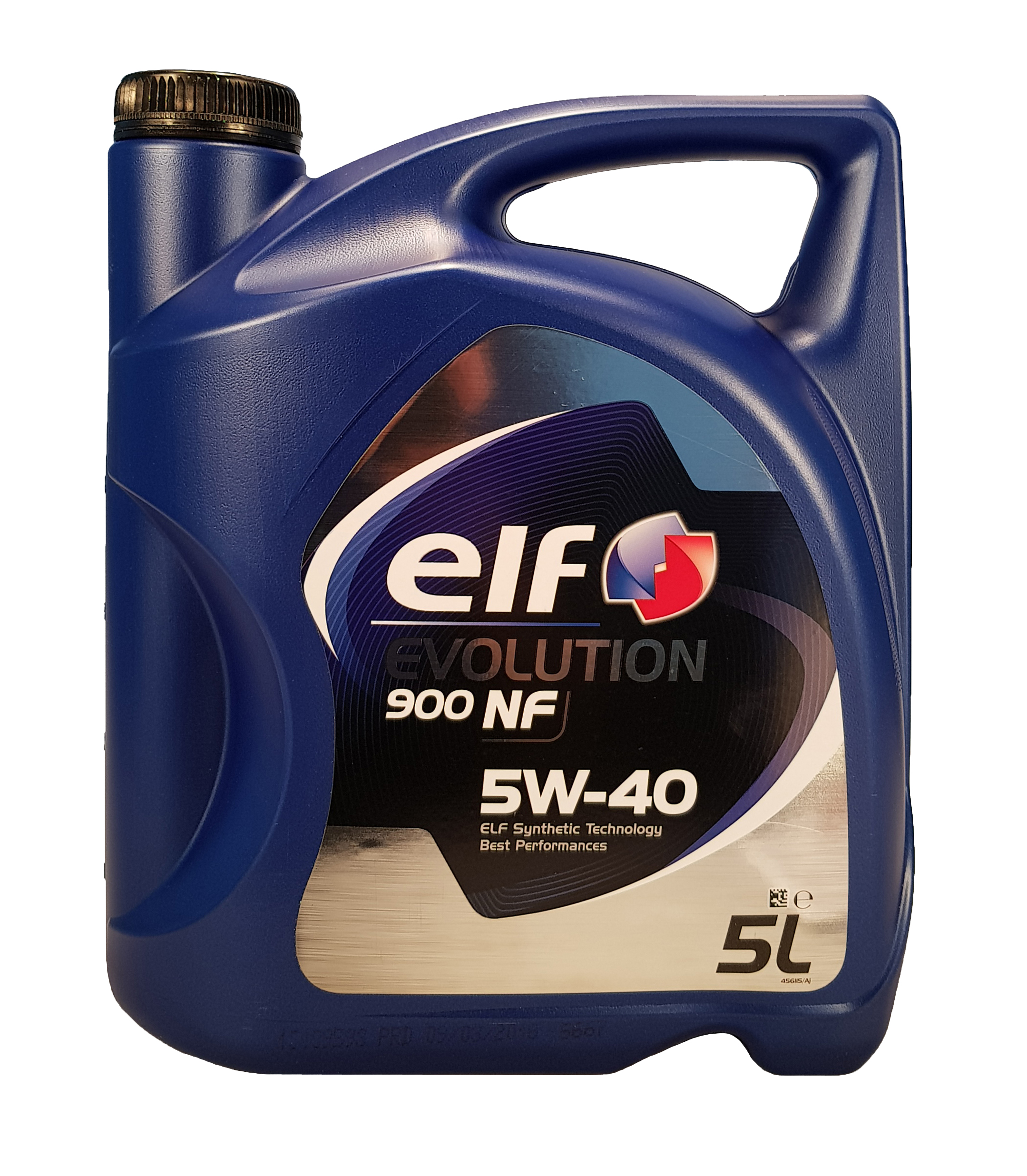 Elf Evolution 900 NF 5W-40 5 Liter – Bild 1