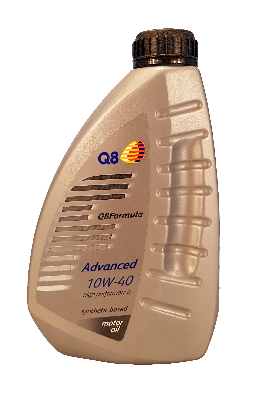 Q8 Formula Advanced 10W-40 - 1 Liter – Bild 1