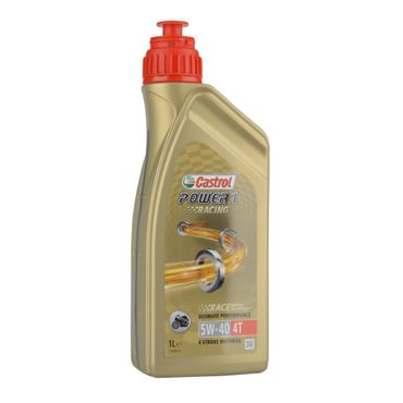 Castrol Power 1 Racing 4T 5W-40 - 1 Liter – Bild 1
