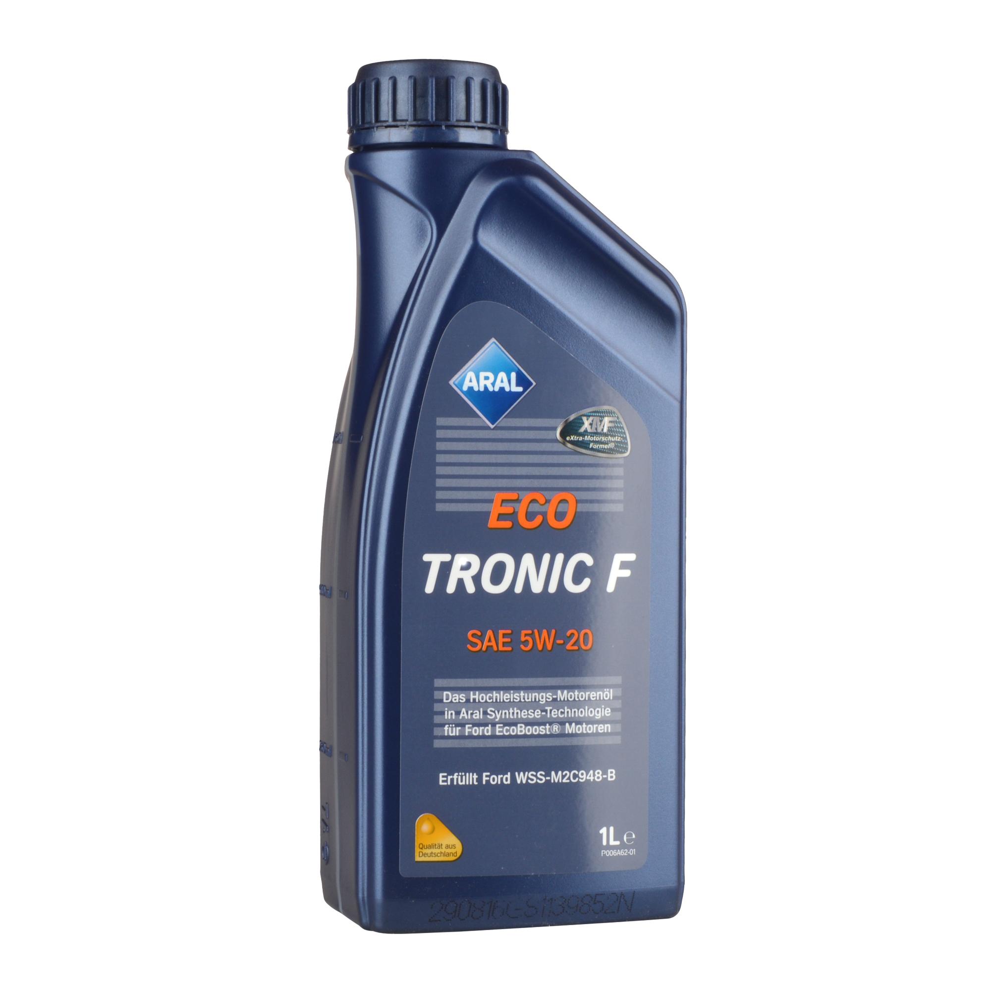 Aral EcoTronic F 5W-20 - 1 Liter – Bild 1